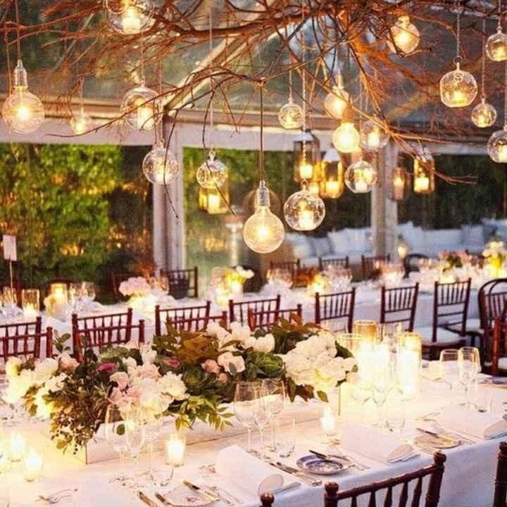 Ornamentación de la fiesta de casamiento - 3