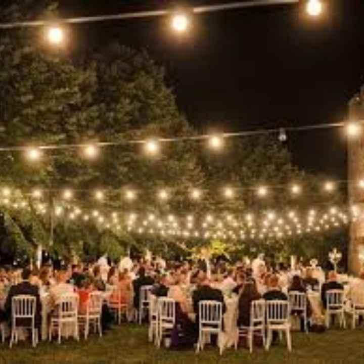 Ornamentación de la fiesta de casamiento - 4