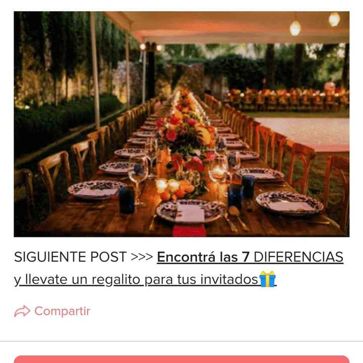 ¡Hacé screenshot al gif y descubrí la decoración de tu casamiento! - 1