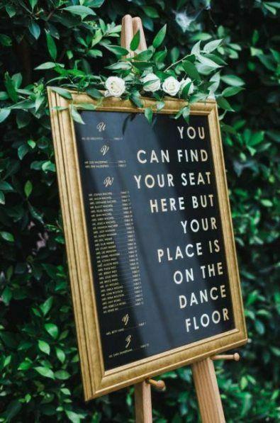 Este seating plan: ¿Siempre, puede ser o nunca? 3
