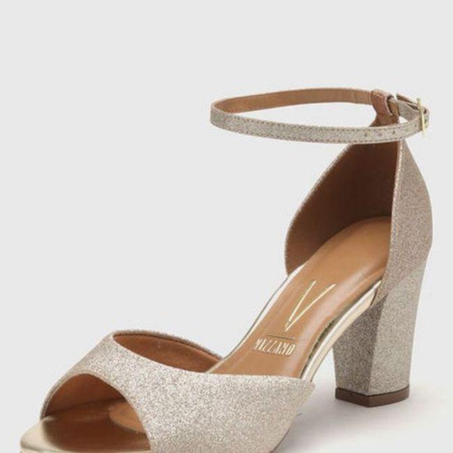 Zapatos con brillo ¿toda una apuesta? 2