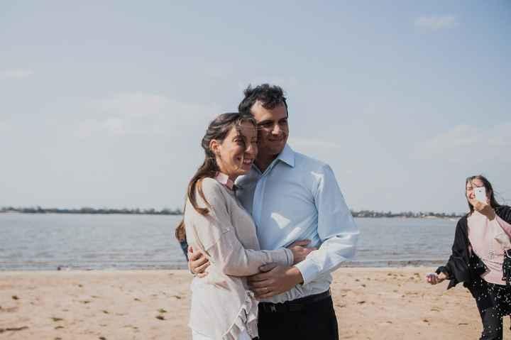 ¿Quién tuvo el sueño del casamiento en la playa? - 1
