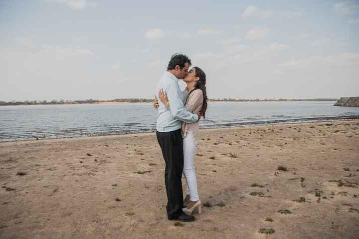 ¿Quién tuvo el sueño del casamiento en la playa? - 2