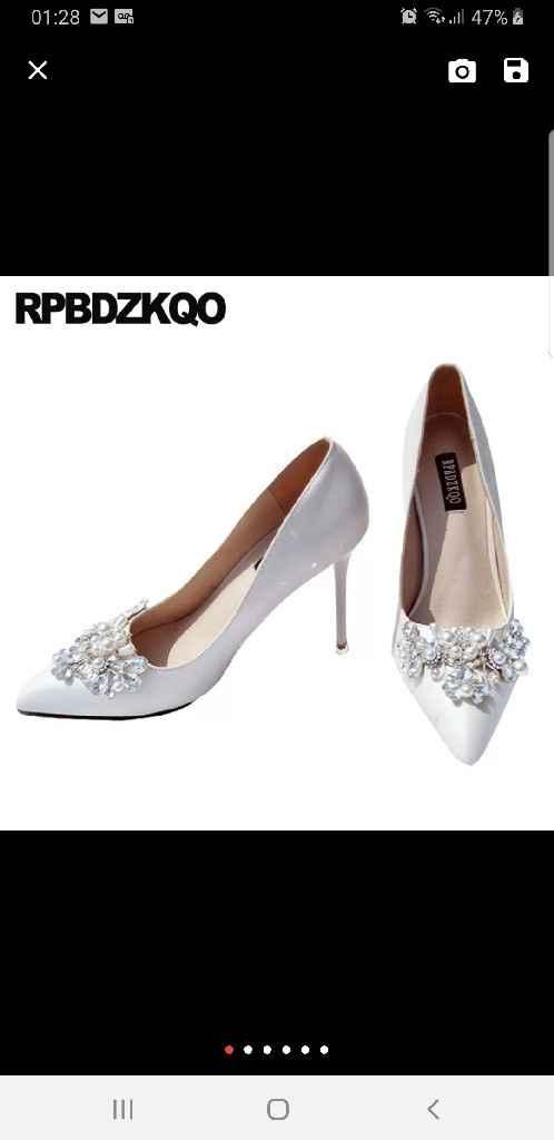 S.o.s. zapatos taco aguja - 1