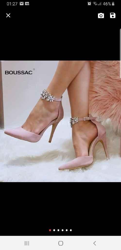 S.o.s. zapatos taco aguja - 2