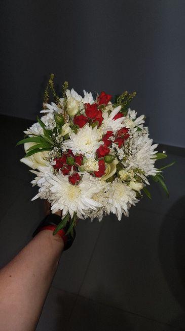 Ramo de novia civil e iglesia - 2