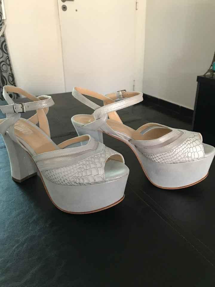Tengo los zapatos!! - 1