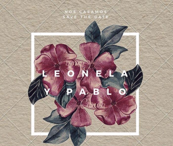 Leonela + mi casamiento en 3 imágenes - 2