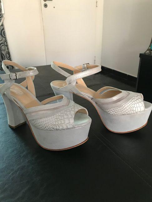 Tengo los zapatos!! - 2