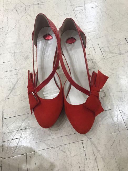Tengo zapatos 1