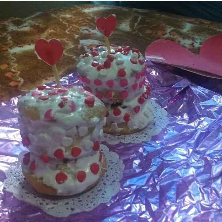 Melanie + Emiliano celebramos nuestro tercer San Valentín 3