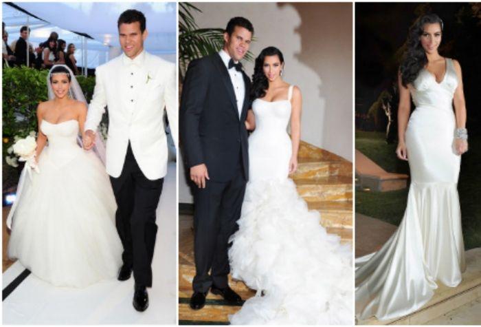 Vestido novia kim kardashian 2019