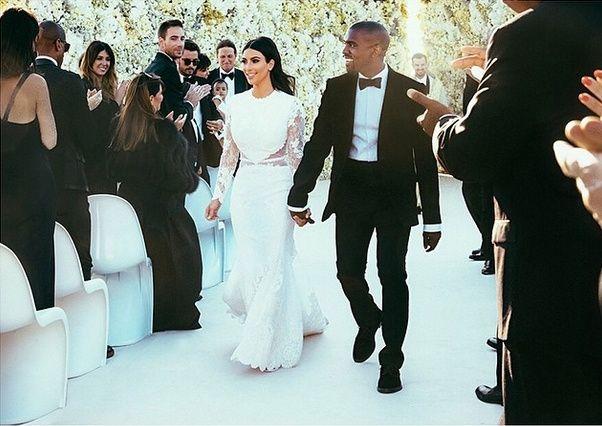 El último vestido de Kim