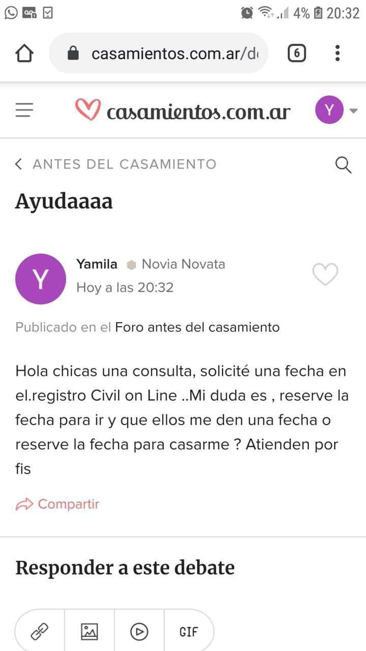 Ayudaaaa - 1