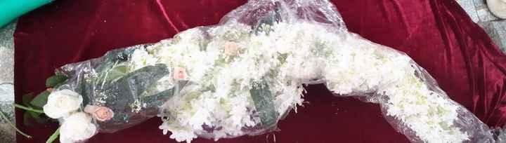 tutorial y precio de arreglos de flores - 20
