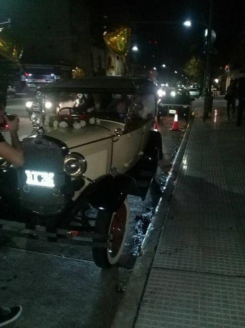 Auto antiguo - años 30 - De Otros Tiempos
