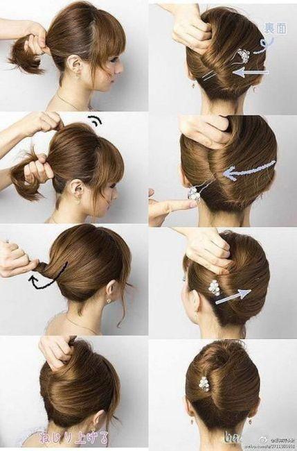 Peinados Para Novia Pelo Corto - Peinados-para-novias-pelo-corto