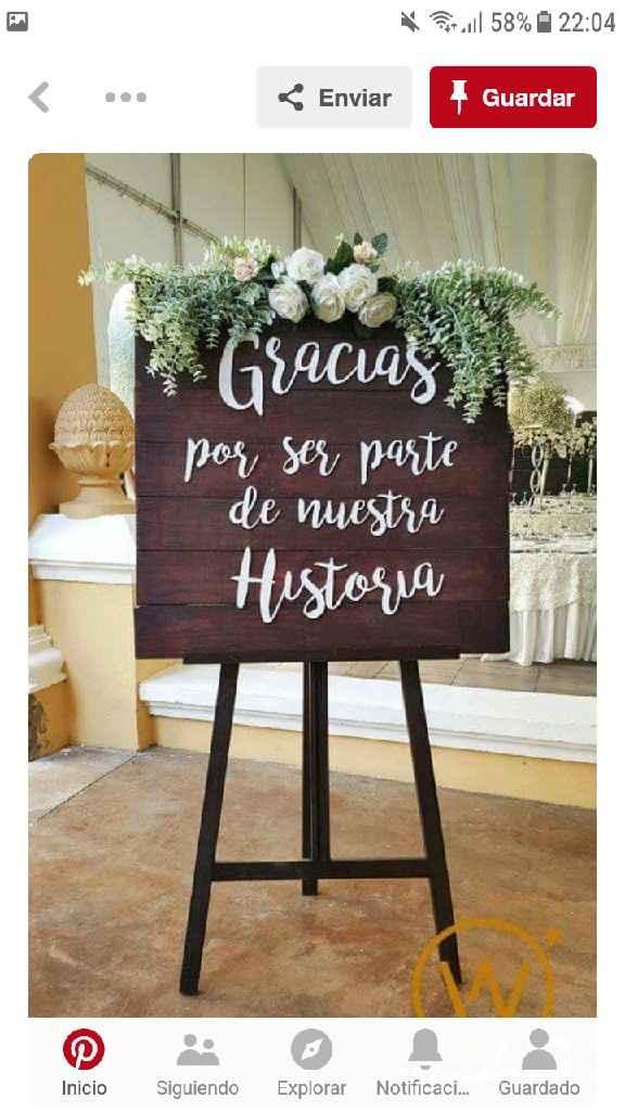 Cintia, Mi estilo de casamiento será vintage ..rustico - 8