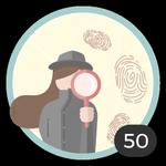 Genia (50). Te encanta curiosear todos los artículos y empaparte con nuestras ideas y consejos. Ya comentaste en 50 artículos, así que te ganaste a pulso esta medalla.