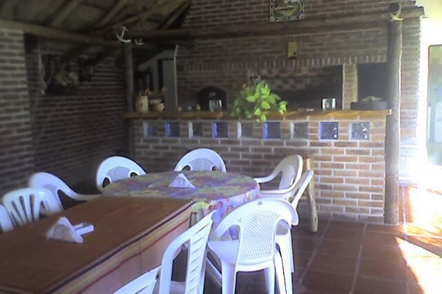 Interior Quincho