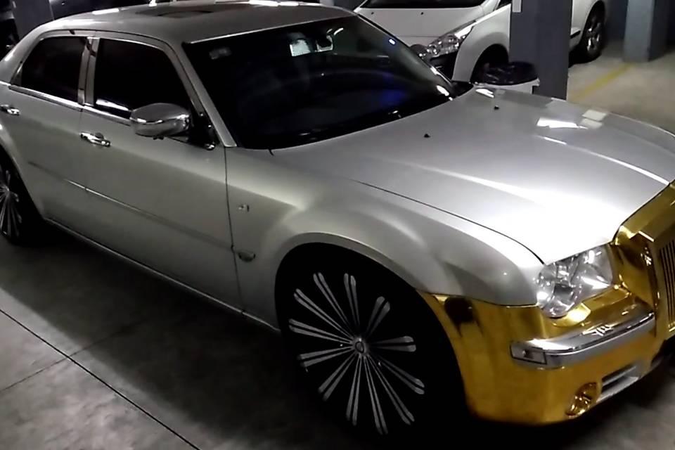 Auto de lujo