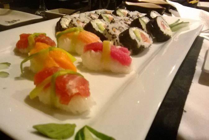 Sushi, una opción elegante