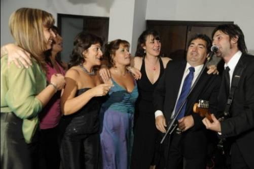Cantando para público exclusivo