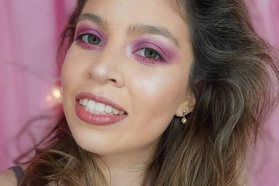 Lucia Pibert Makeup