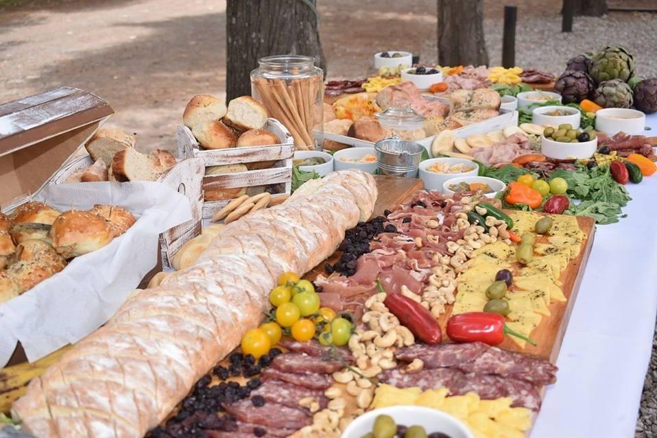Catering Rosario
