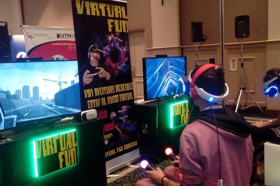 Virtual Fun Córdoba