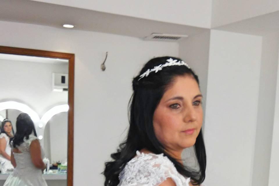 Novia boda