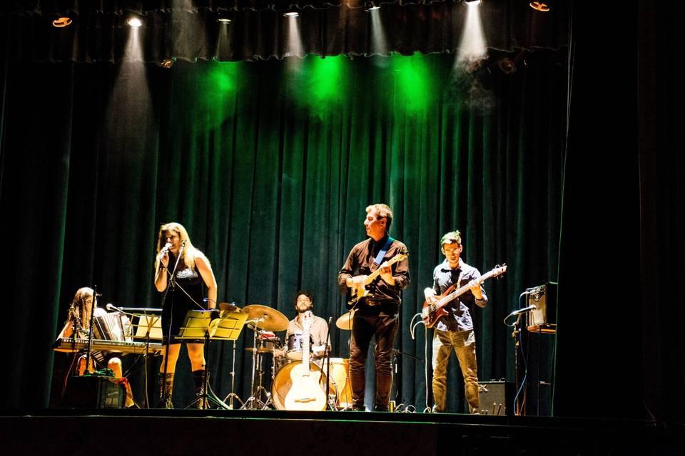Rivera Santos - quinteto