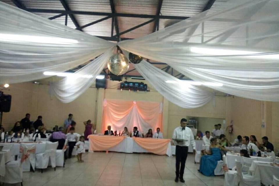 Salón de Eventos La Martina