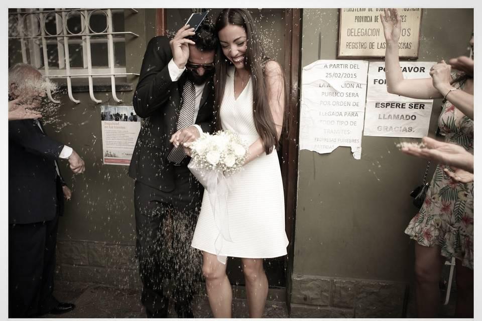 Casamiento Centro Naval Olivos