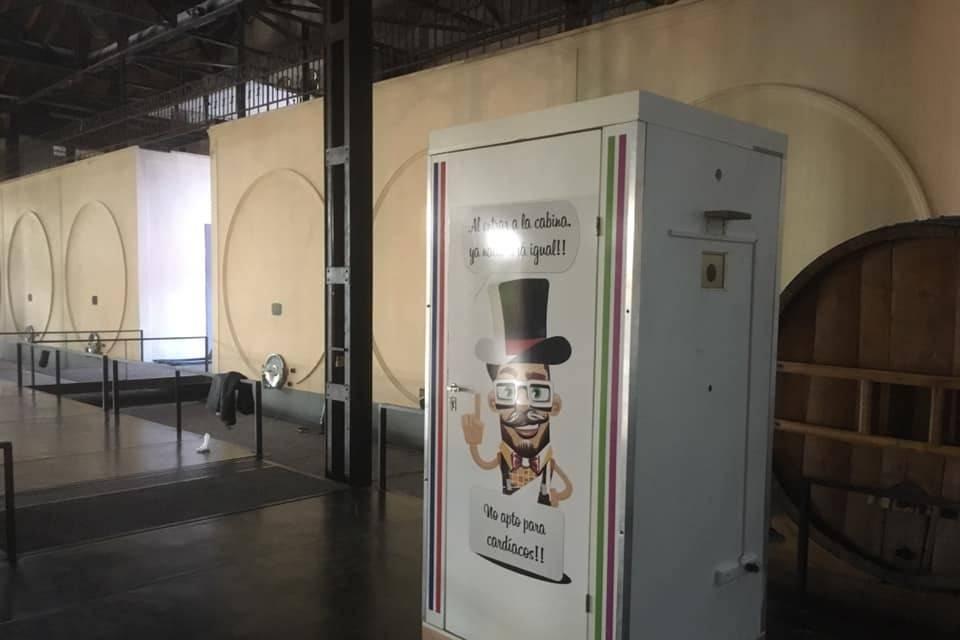 M&A Video Cabina