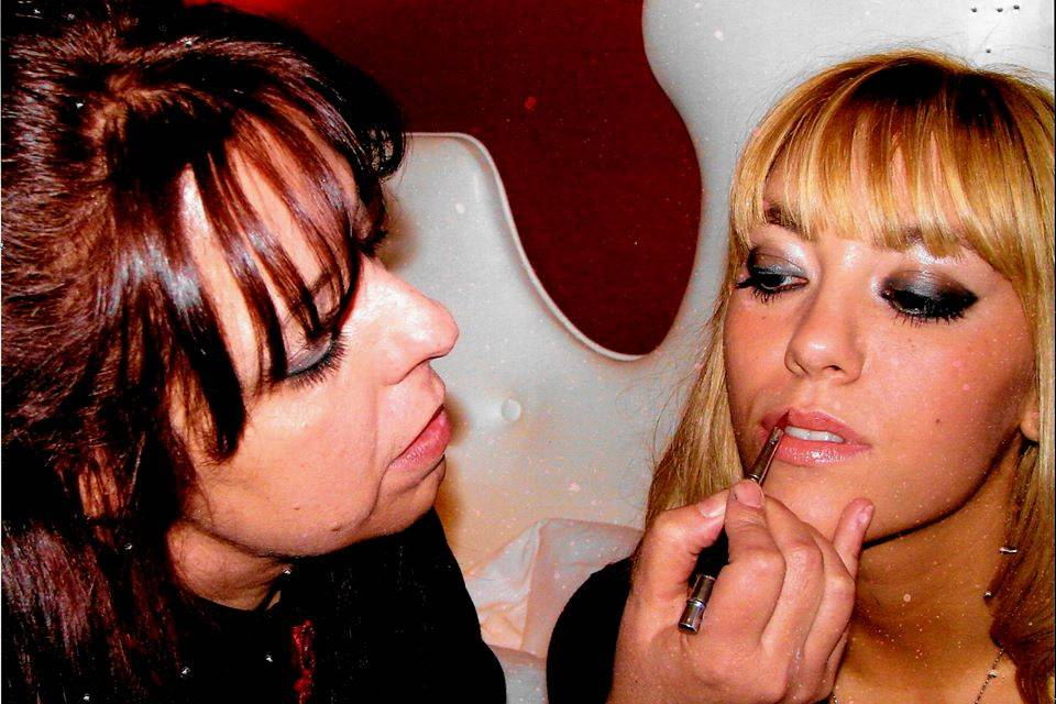 Maquillando a FFlopy Tesouro