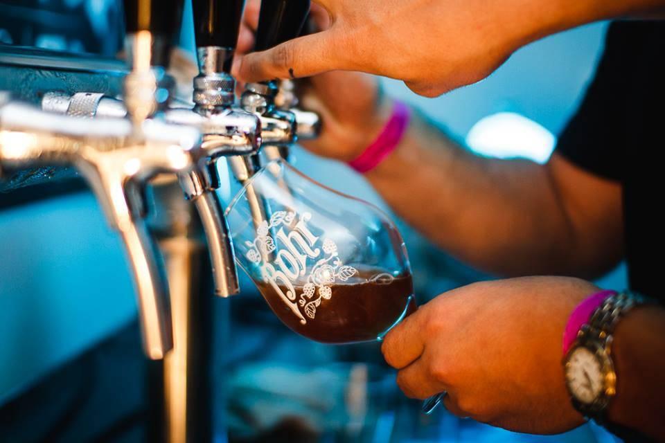Bohr - Cerveza artesanal