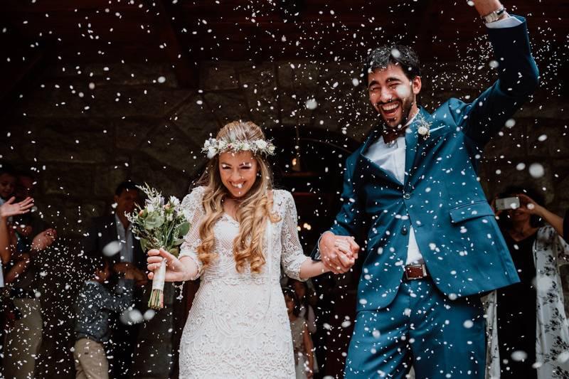 Casamiento Villa la Angostura