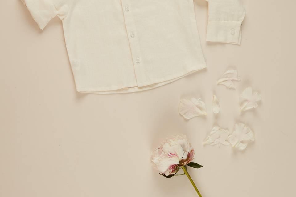 Camisa de lino archie