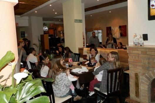 Benedetto Resorts Café