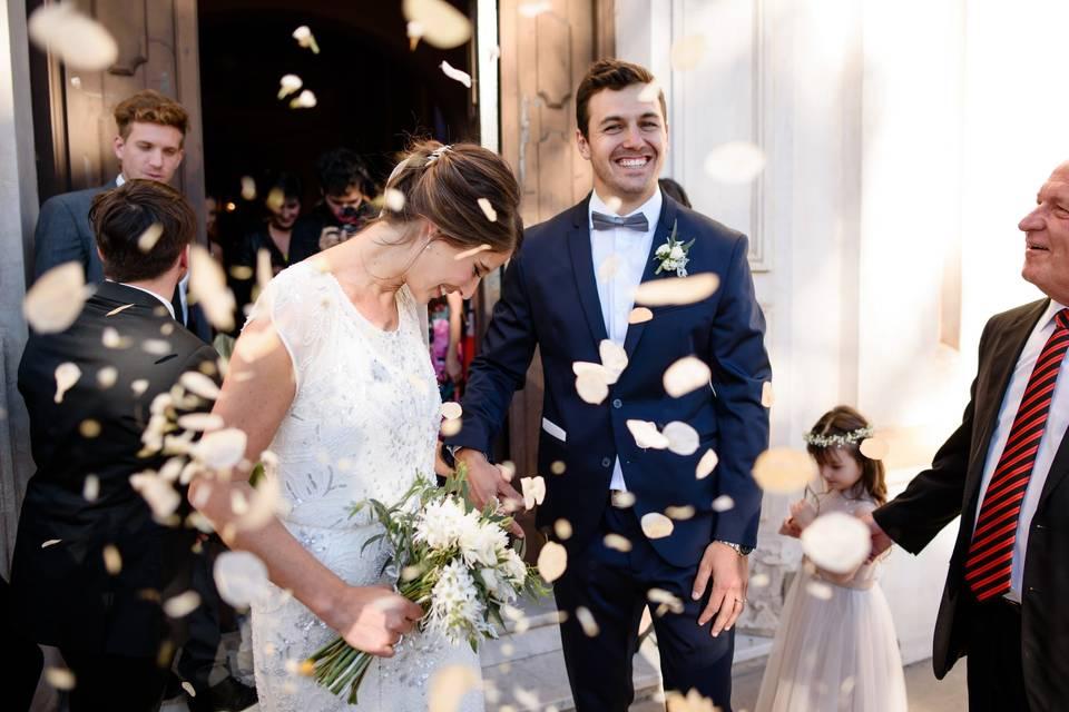 Casamiento en Falda del Carmen