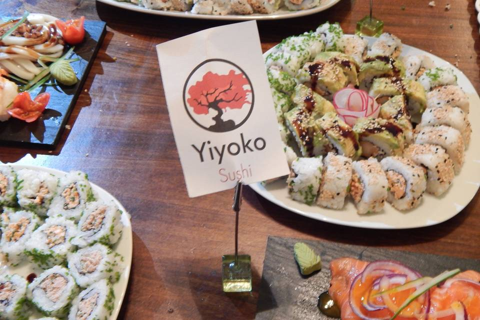 Yiyoko Sushi