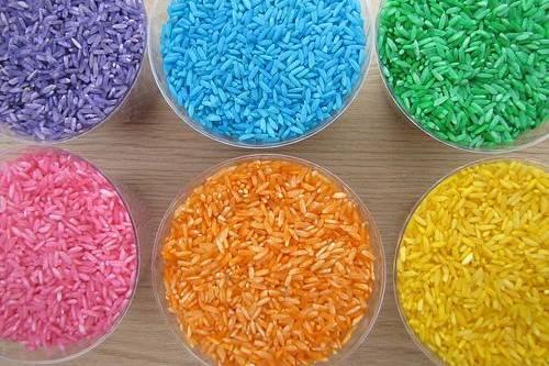 Colores únicos