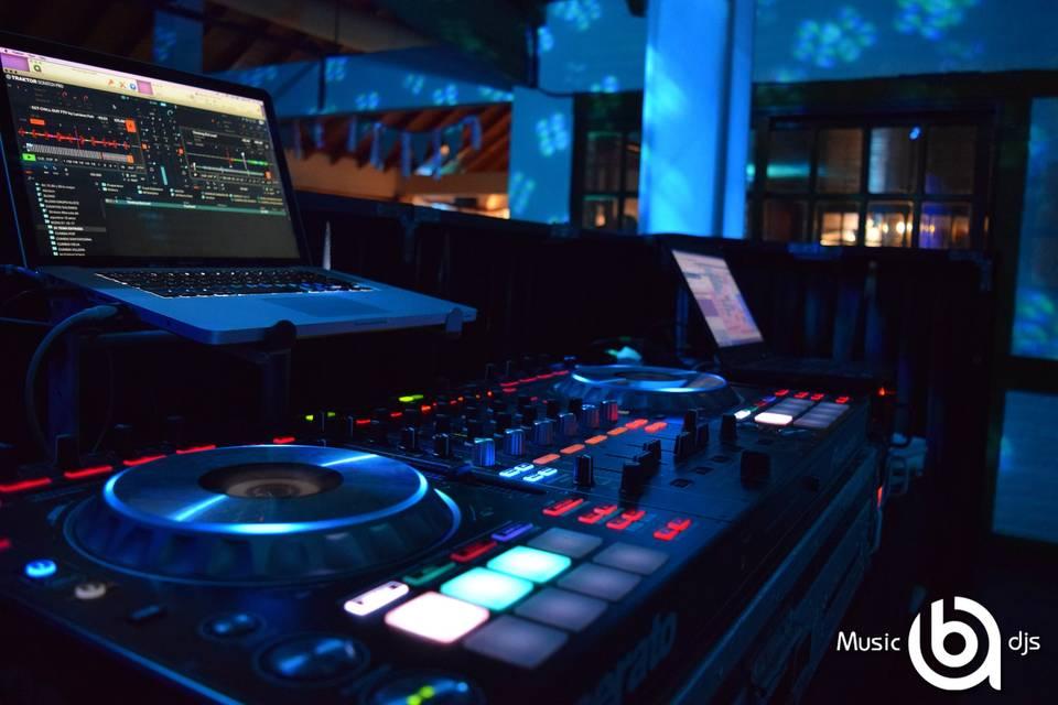 Music BA DJ'S