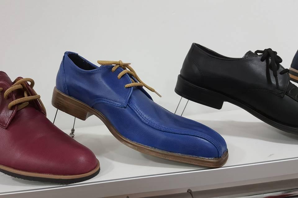 Zapatos para ellos a medida