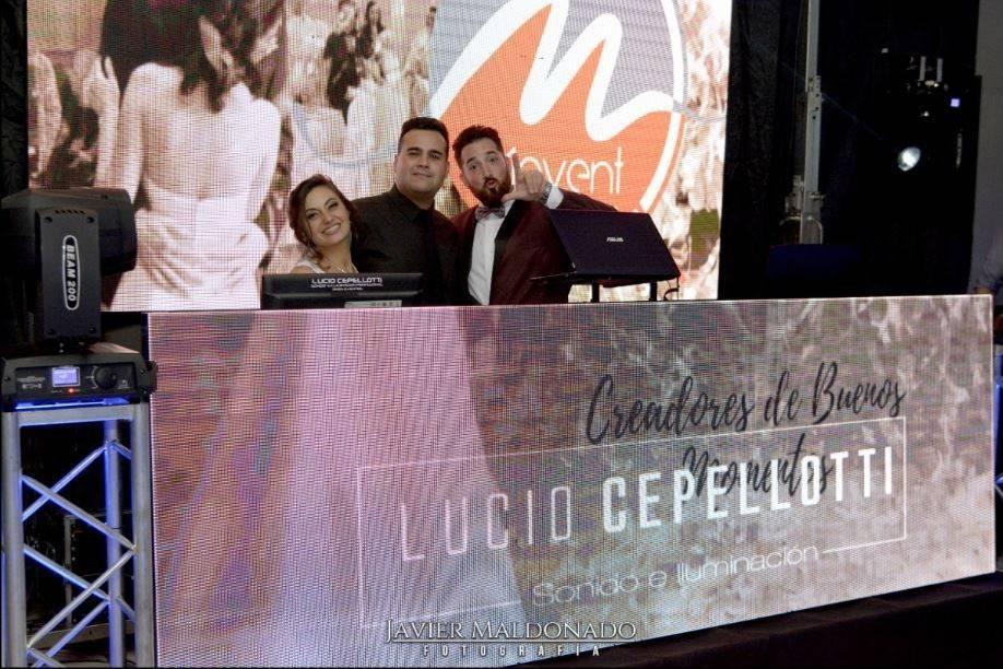 Lucio Cepellotti Sonido e Iluminación