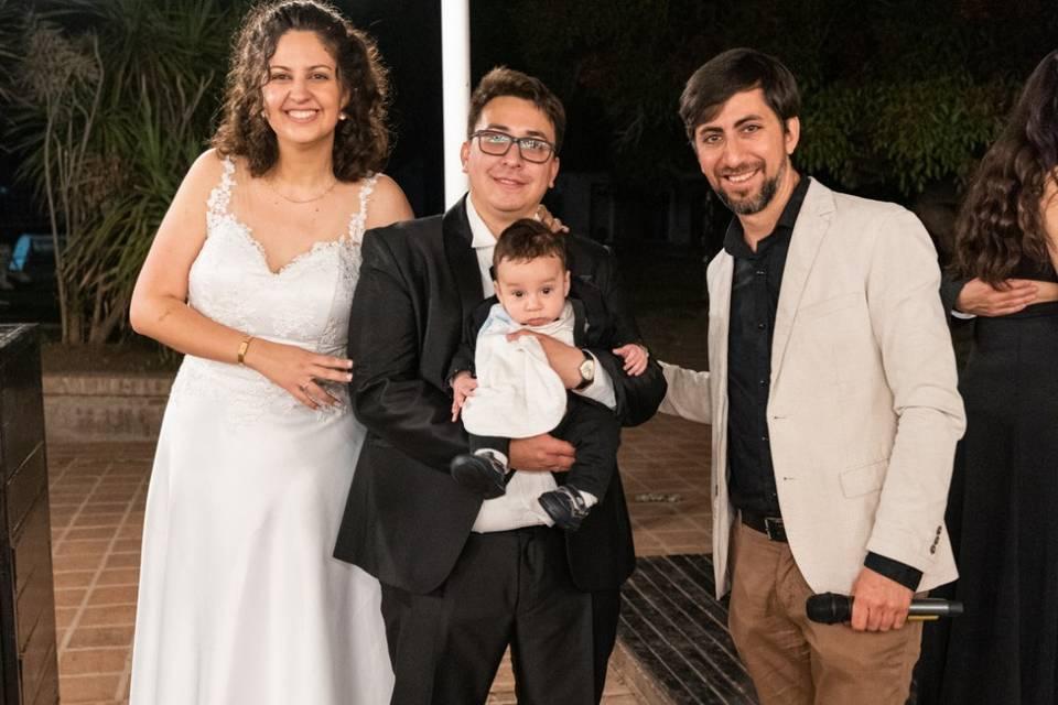 Casamiento Hipódromo