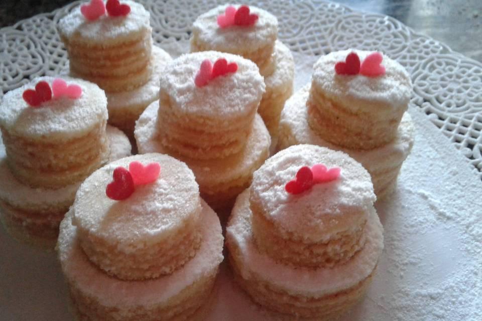 Minis tortas