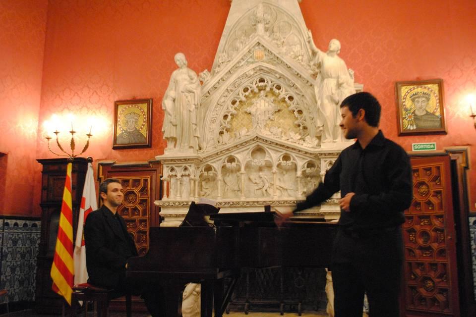 Nicolás Palermo - Cantante