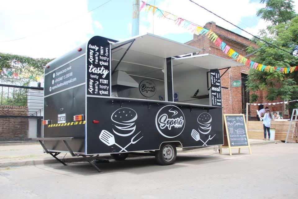 Soporá - Food Truck